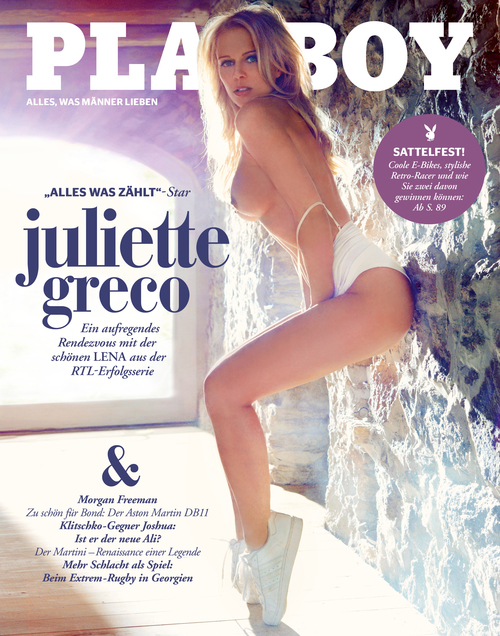 Juliette menke playboy nackt