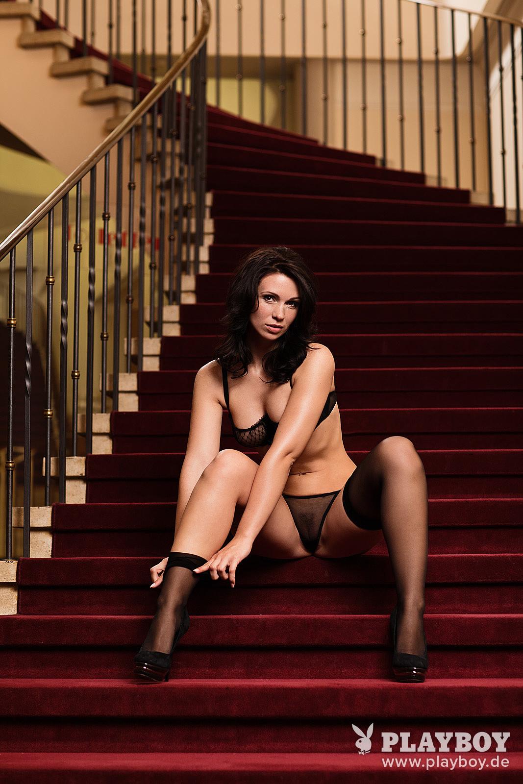 Girl Des Tages Playboy